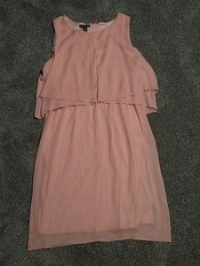 Covington  pink dress new with tags extra large